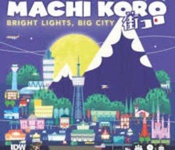 Machi Koro Brights Lights, Big City (EN)  (commande spéciale)