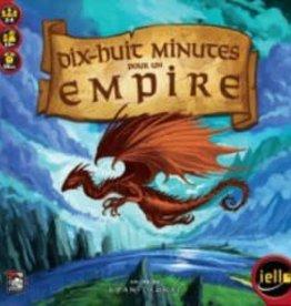 Iello Dix-Huit Minutes Pour un Empire (FR)  (commande spéciale)