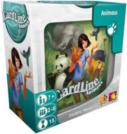 Asmodee Cardline Animaux (FR)  (commande spéciale)