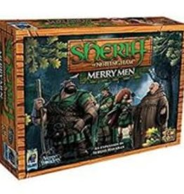 Arcane Wonders Sheriff of Notthingham: Ext. Merry Men (EN)  (commande spéciale)