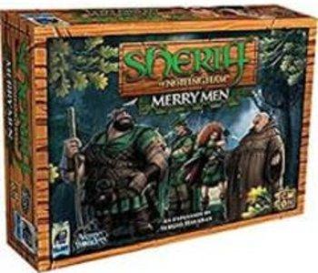 Sheriff of Notthingham: Ext. Merry Men (EN)  (commande spéciale)