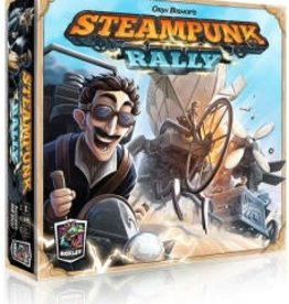 Roxley Steampunk Rally (EN)