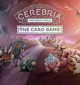 MindClash Games Cerebria: The Inside World Card Game (EN)