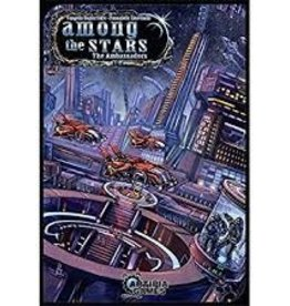 Stronghold Games Solde: Among the Stars: Ext. The Embassadors (EN)