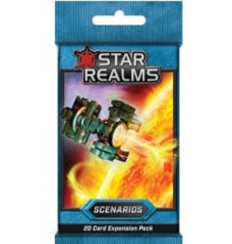 White Wizard Games Solde: Star Realms: Ext. Scenarios (EN)