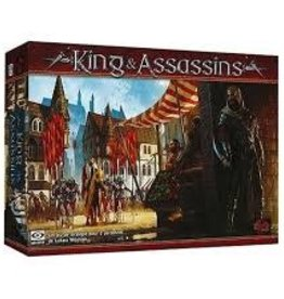 Runes Editions Liquidation : King & Assassins (FR)