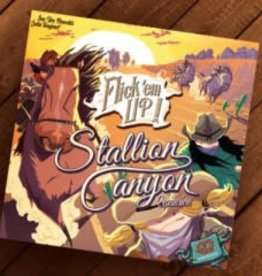 Pretzel Liquidation : Flick'em Up!: Ext. Stallion Canyon (ML)