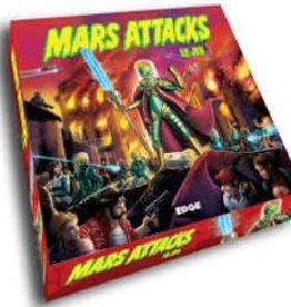 Edge Liquidation : Mars Attacks - Le Jeu (FR)