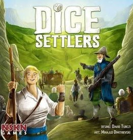 Pixie Games Dice Settlers (FR)