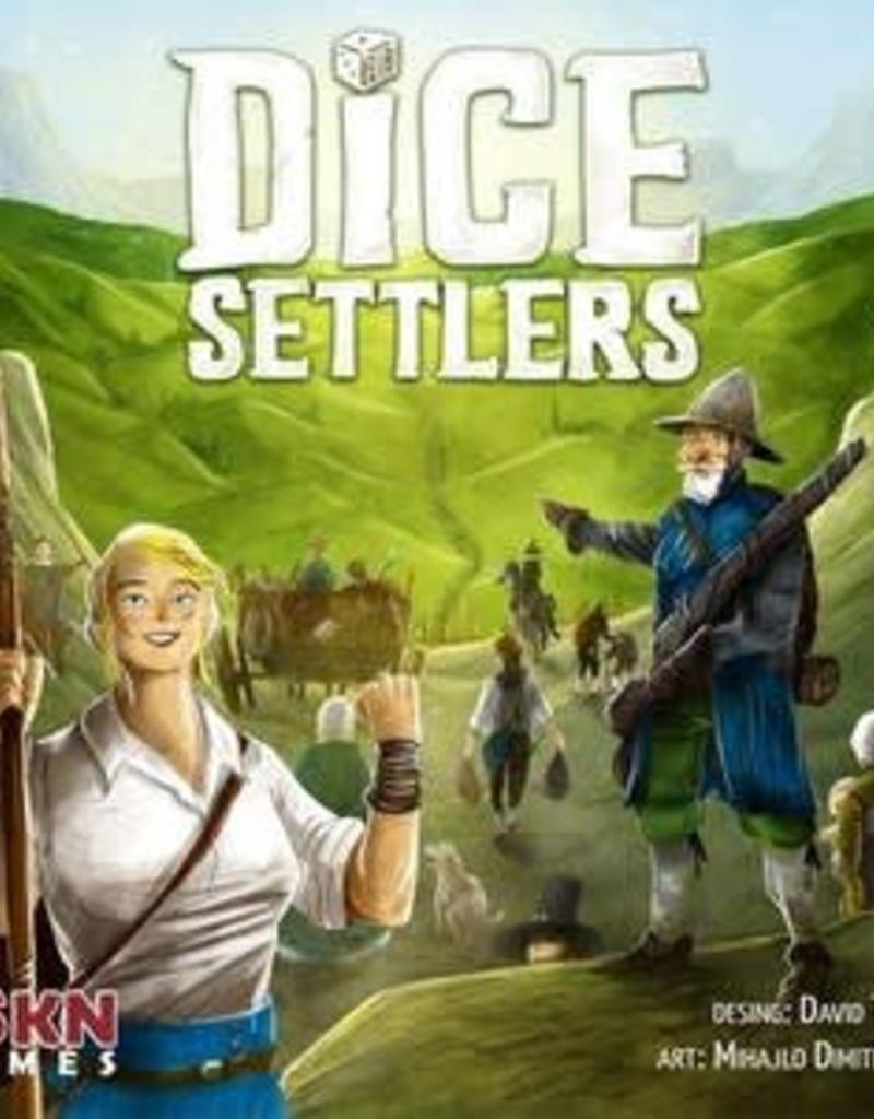 PixieGames Dice Settlers (FR)