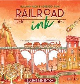 CMON Railroad Ink - Blazing Red Edition (EN)