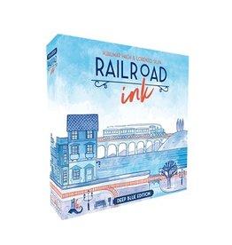 CMON Railroad Ink - Deep Blue Edition (EN)