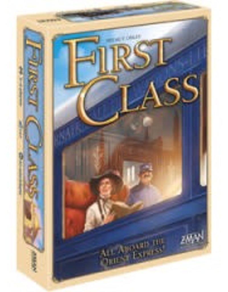 Z-Man Games First Class (EN)
