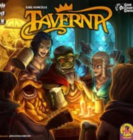 Geek Attitude Games Taverna (ML) (commande spéciale)
