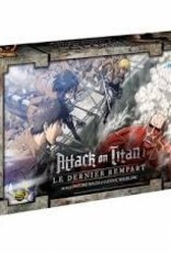 Cryptozoic Entertainment Attack on Titan: Le Dernier Rempart (FR)  (commande spéciale)