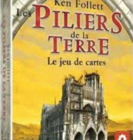 Filosofia Les Piliers de la Terre - Le Jeu de Carte (FR) (commande spéciale)