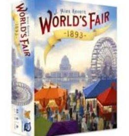 Renegade Game Studio World's Fair 1893 (EN) (commande spéciale)