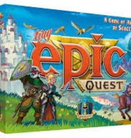 Gamelyn Tiny Epic Quest (EN) (commande spéciale)
