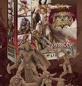 Cool Mini Or Not Zombicide Black Plague: Paolo Pariente (ML) (Commande Spéciale)