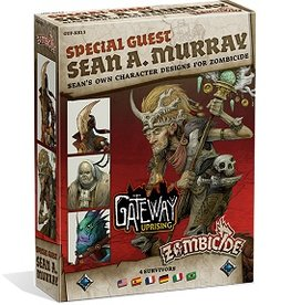 Cool Mini Or Not Zombicide Green Horde: Sean A. Murray (ML) (Commande Spéciale)