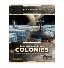 Intrafin Games Terraforming Mars - Colonies (FR)