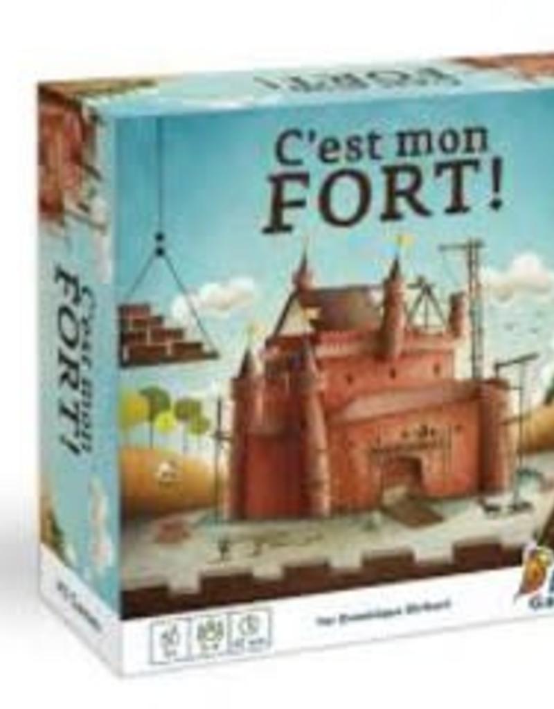 MJ Games C'est Mon Fort (FR) (commande spéciale)
