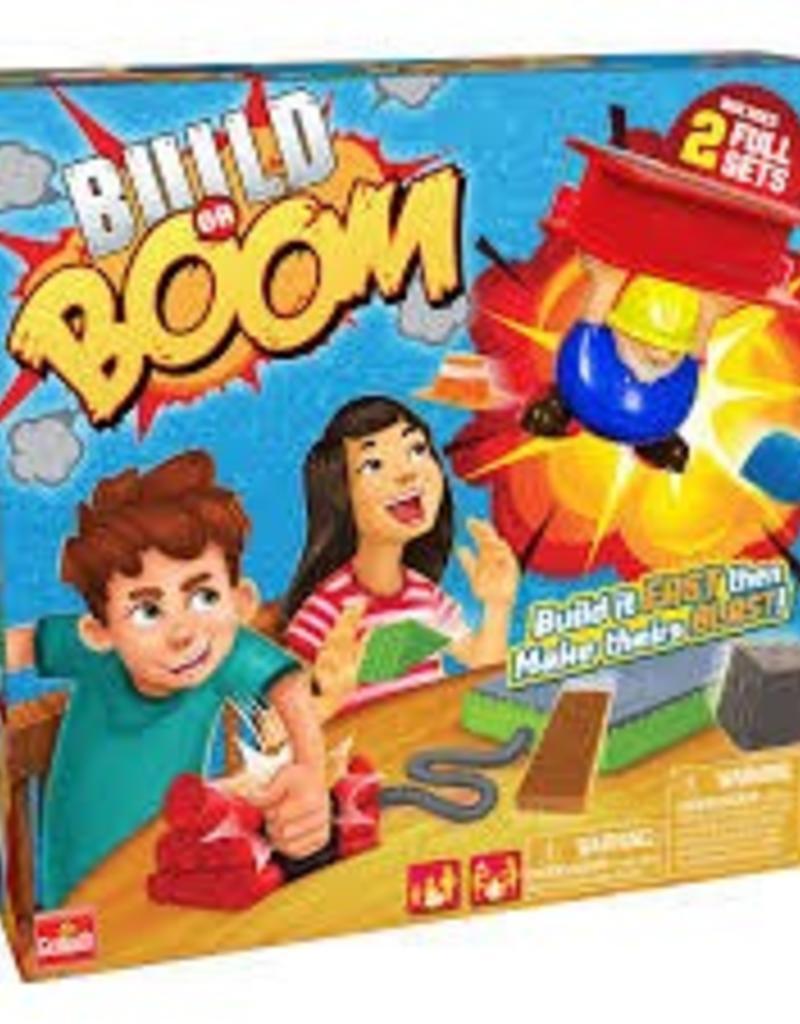 Goliath Build or Boom (ML) (commande spéciale)
