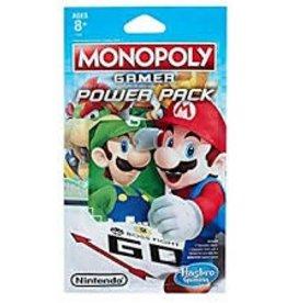 Hasbro Games Monopoly Gamer Power pack (ML) (commande spéciale)