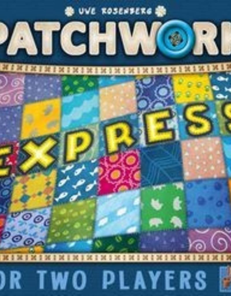 Lookout Games Patchwork Express (EN) (commande spéciale)