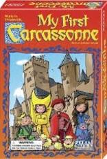 Z-Man Games My first carcassonne (EN) (commande spéciale)