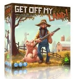 First Fish Games Solde: Get Off my Land! (EN)