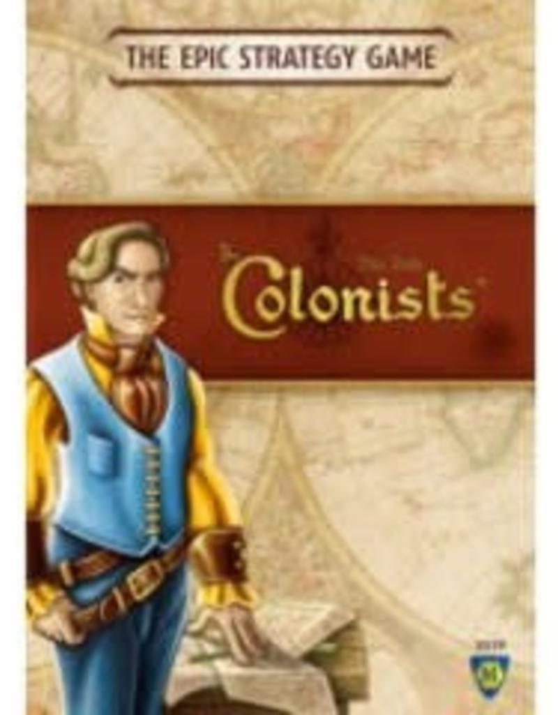 Mayfair Games Solde: The Colonist (EN)