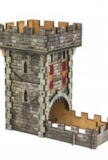 Dice Tower Medieval Color (ML)