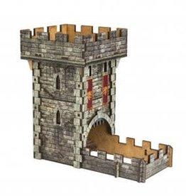 Q-Workshop Dice Tower Medieval Color (ML)