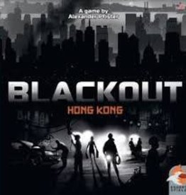 Eggertspiel Précommande: Blackout : Hong Kong (EN)