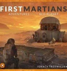 Edge Précommande: First Martians (FR)