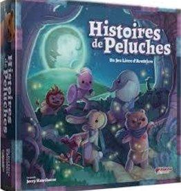 Plaid Hat Games Précommande: Histoires de Peluches (FR)
