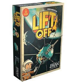 Z-Man Games Précommande: Lift Off (EN)