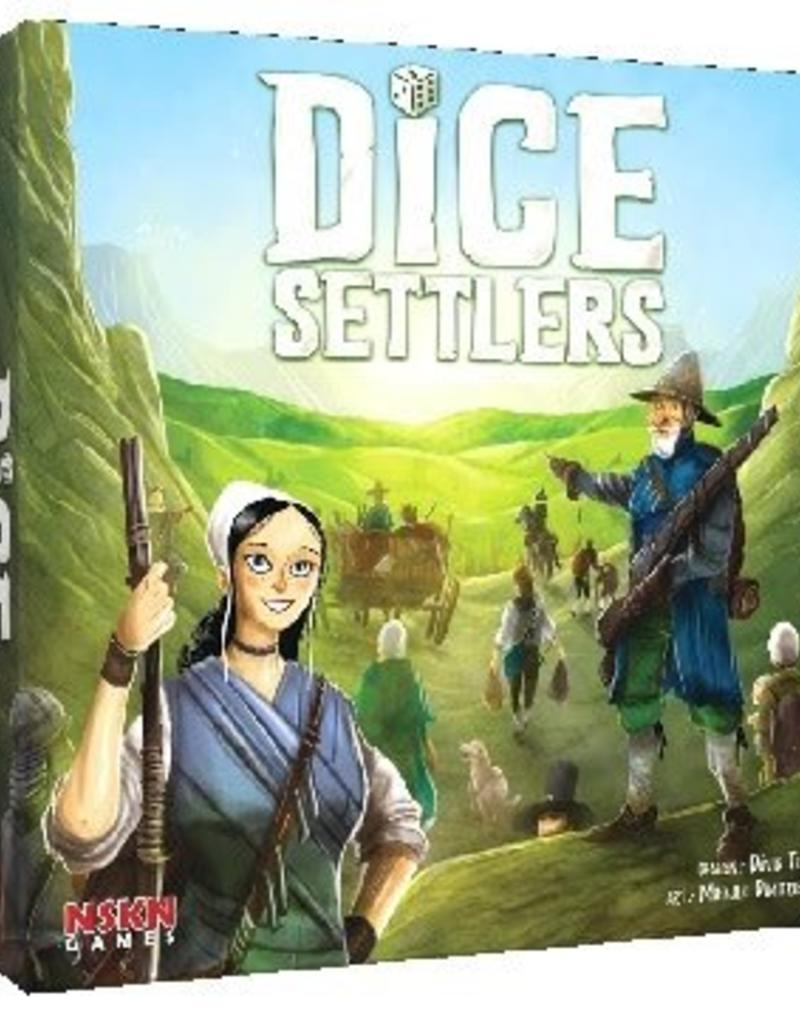 NSKN Games Dice Settlers (EN)