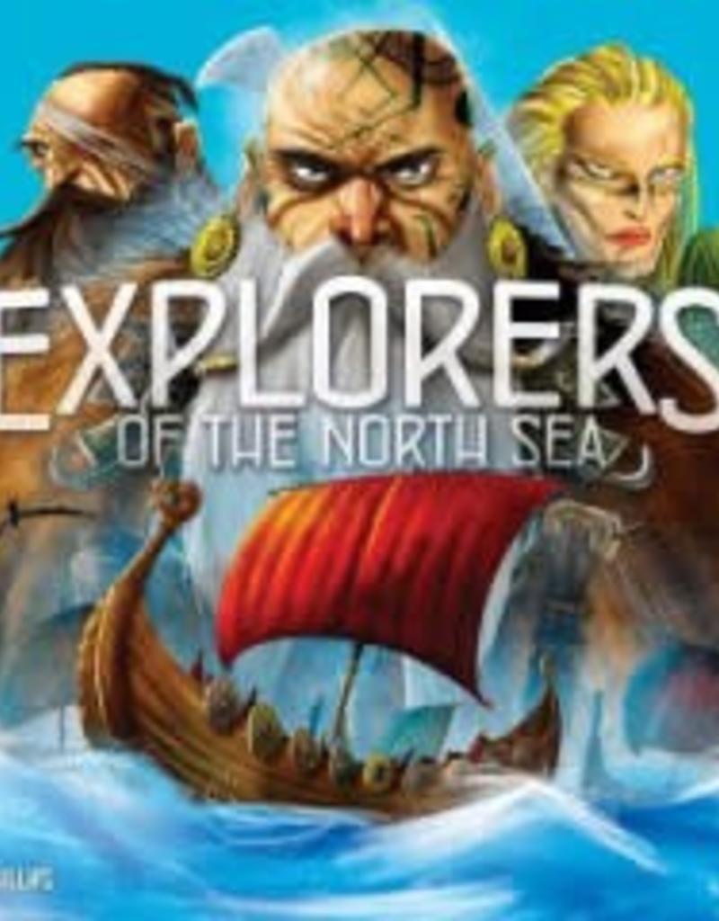 Renegade Game Studios Explorers of the North Sea (EN)