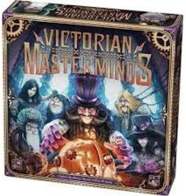 CMON Victorian Masterminds (EN)