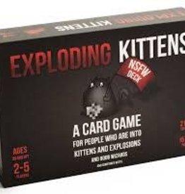 Exploding Kittens Exploding Kittens - NSFW (EN)