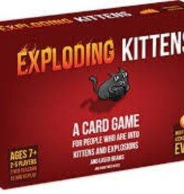 Exploding Kittens Exploding Kittens (EN)
