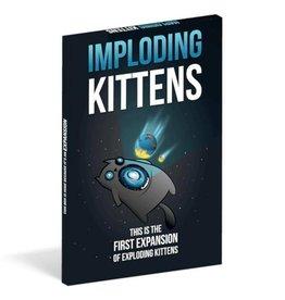 Exploding Kittens Exploding Kittens: Ext. Imploding Kittens (EN)