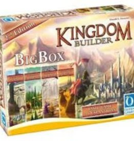 Queen Games Kingdom builder Big Box 2nd Edition (EN) (commande spéciale)