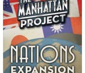 The Manhattan Project: Exp. Nation (EN)  (commande spéciale)