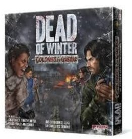 Plaid Hat Games Dead of Winter: Ext. Colonies en Guerre (FR) (commande spéciale)