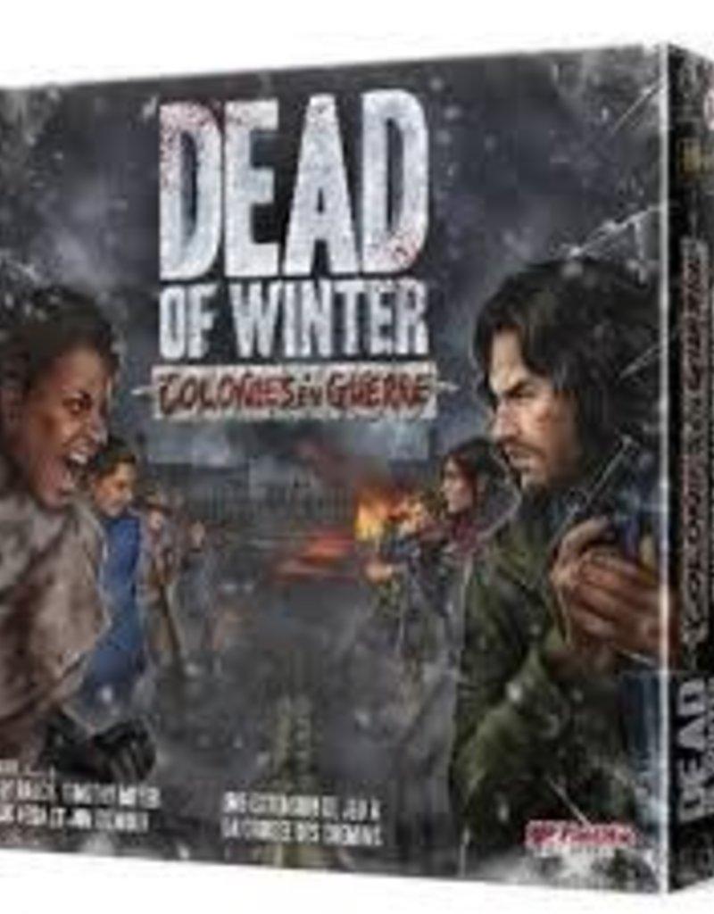 Plaid Hat Games Dead of Winter: Ext. Colonies en Guerre (FR) (commande spéciale)
