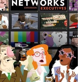 Formal Ferret Games The Networks: Ext. Executives (EN) (commande spéciale)