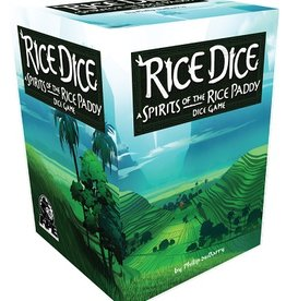 APE Games Précommande: Rice Dice: A Spirits of the Rice Paddy Dice Game (EN)